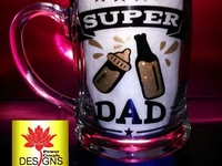 Custom Mugs for Father's Day/Birthday/Gifts/Business