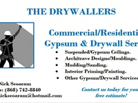 Drywall / Gypsum
