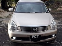 Nissan Sylphy, 2008, PCT