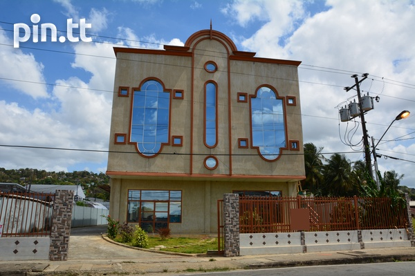 New 3 Storey Commercial Building, Eastern Main Road, Laventille.-1