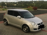 Suzuki Swift, 2010, PDK
