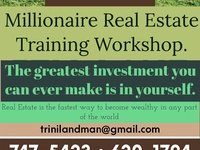 Millionaire Real Estate Training