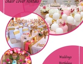 Event Planning and Rentals