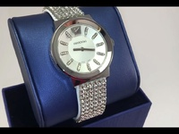 Beautiful SWAROVSKI Swiss Crystal Watch