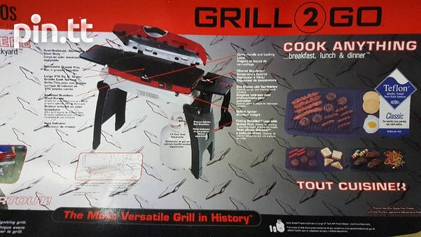 Grill 2 Go