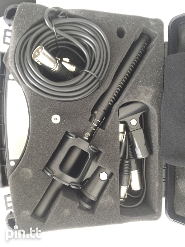 Pro VIDEO Microphone Set-4