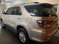 Toyota Fortuner, 2012, PCW