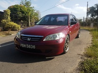 Honda Civic, 2001, PBM