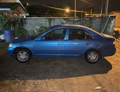 Honda Civic, 2001, PBX