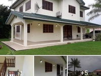 Claxton Bay lovely 4-bedroom fully-furnished house