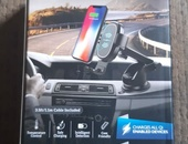 Fast wireless charger mount...new