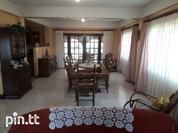 Lovely 4-bedroom fully furnished house Arima-5
