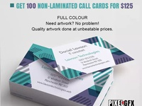 Call Cards Printed