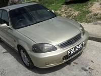 Honda Civic, 1999, PBU