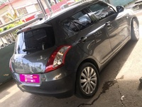Suzuki Swift, 2012, PCS