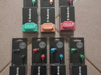 SKULLCANDY EARBUDS WITH MIC