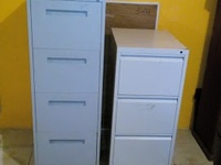 Commercial 3 Drawer Office File Cabinet