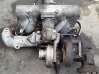 Nissan ld20-2 turbo and manifold