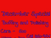 December car cleaning offers