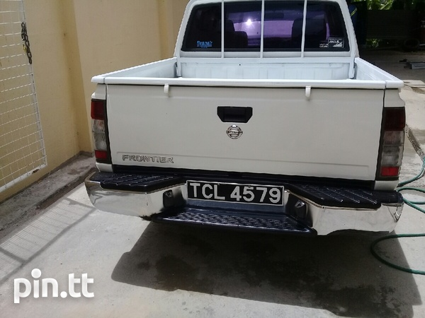 Nissan Frontier, 2010, TCL-3