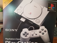 Playstation One Mini Classic Sealed