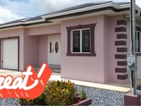 Lovely One-Storey House in gated community,Cunupia