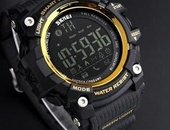 Waterproof Bluetooth Smart Watch G-Shock style, works with any phone
