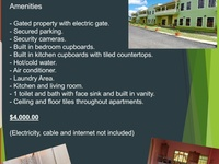 St. Augustine South Apartments with 2 Bedrooms