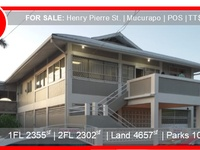 Carr Realty Ltd | Prime Property on Henry Pierre St, Mucurapo