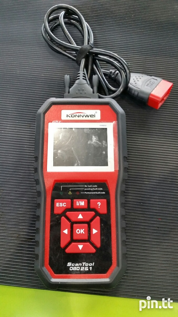 Vehicle diagnostic scan tool-1