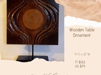 Wood Expressions - Artisan Tableware