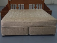 Restonic King size bed
