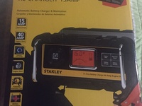 Battery Charger and Alternator Tester