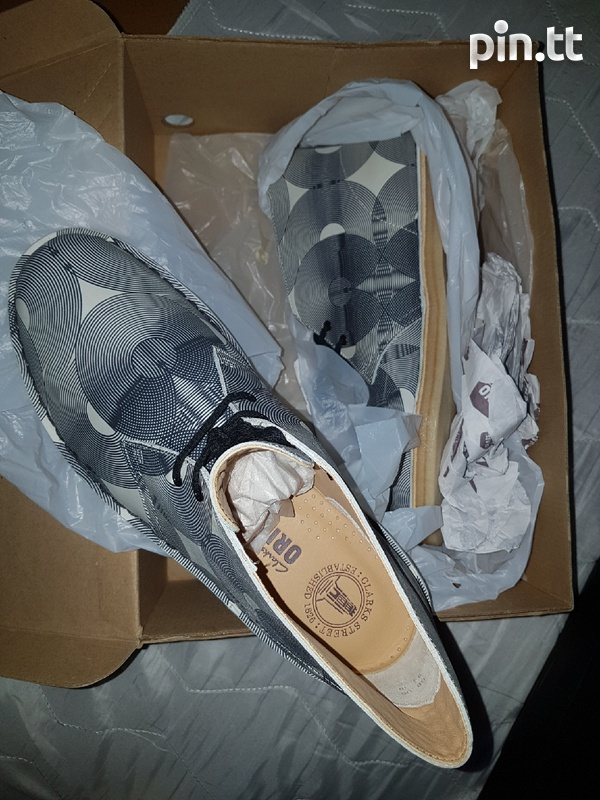 Genuine Clarks boots Special Edition-2