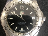 Tag Heuer Professional Watch