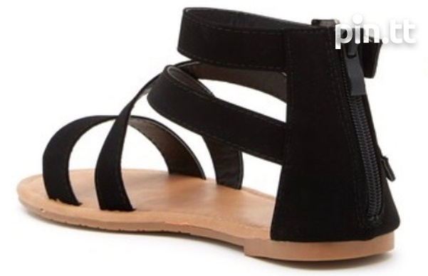 Strappy Sandals --2