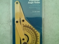 Empire Protractor/Angle finder