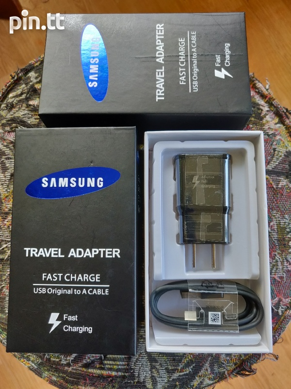 Samsung Type C Fast Chargers Brand New Each