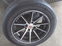 Rim and tyre