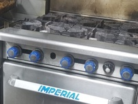 Imperial Commercial Stove