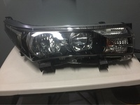 Original Toyota right side headlamp