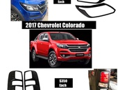 2017 Chevy Colorado Finishers