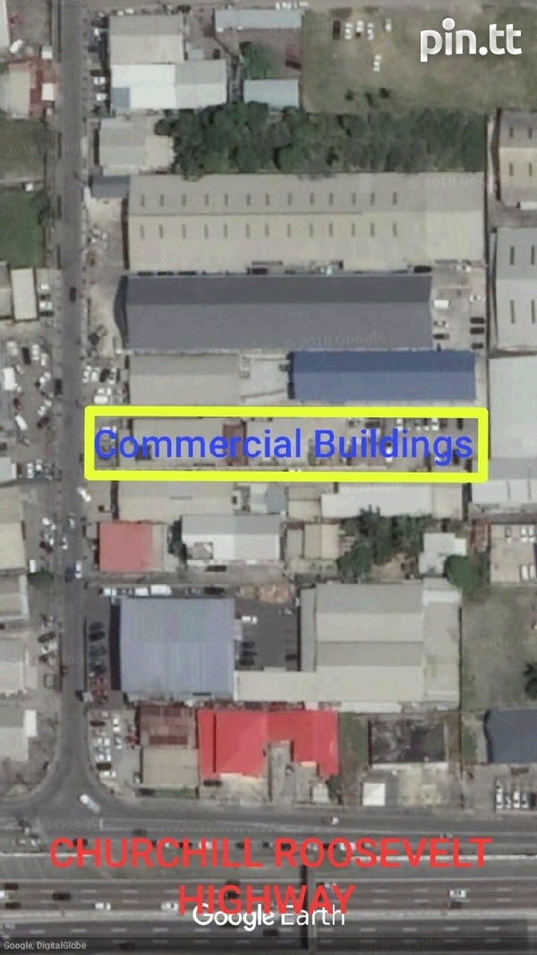 PRIME Commercial Property near highway