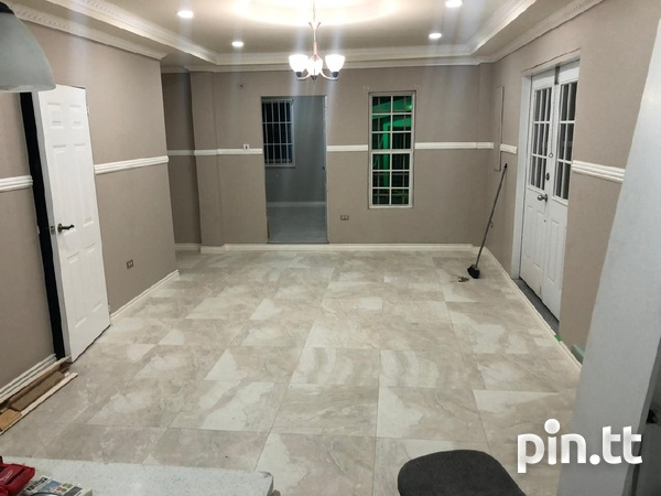 Chaguanas House with 3 bedrooms-3