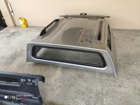 Toyota Hilux Tray Cover