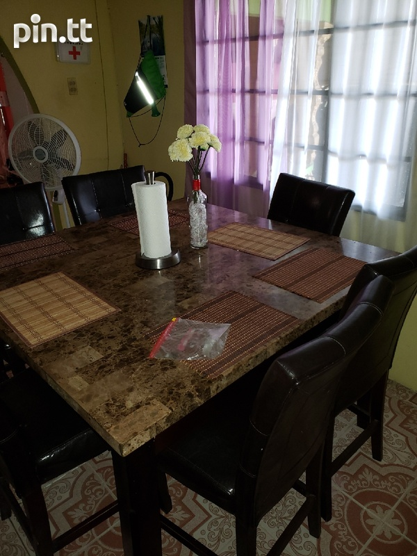 Dining Table with 6 chairs-3