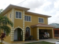 Modern 3 bedroom home, fully furnished in a Gated community, Freeoprt.