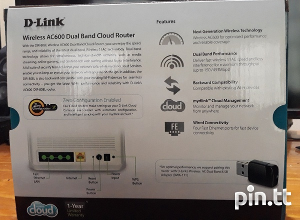 Wireless Home Router-3