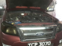 Ford Ranger, 2009, TCP