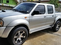 Nissan Frontier, 1995, TBM